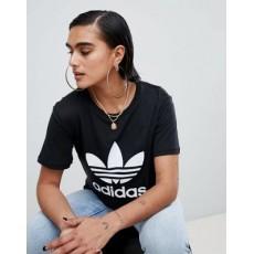 adidas Originals Adicolour Oversized T-Shirt With Trefoil Logo